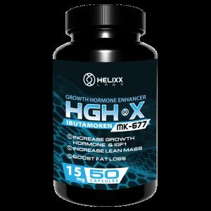 HGH X